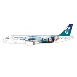 "Air New Zealand Airbus A320 ""Lord Of The Ring"" with Stand 1:200"